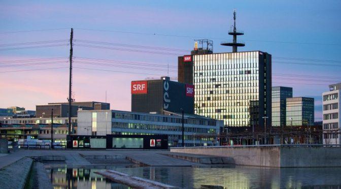 SRF zieht positive Jahresbilanz