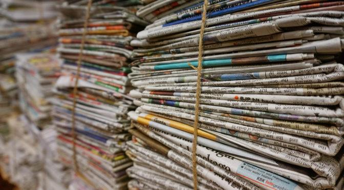 Erhöhung der Zustellermässigung für Zeitungen